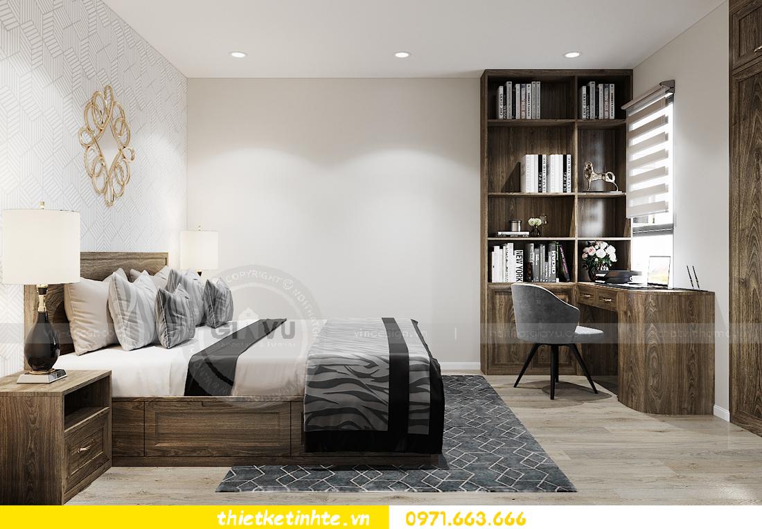 thiết kế nội thất chung cư đập thông xứng tầm đẳng cấp 15