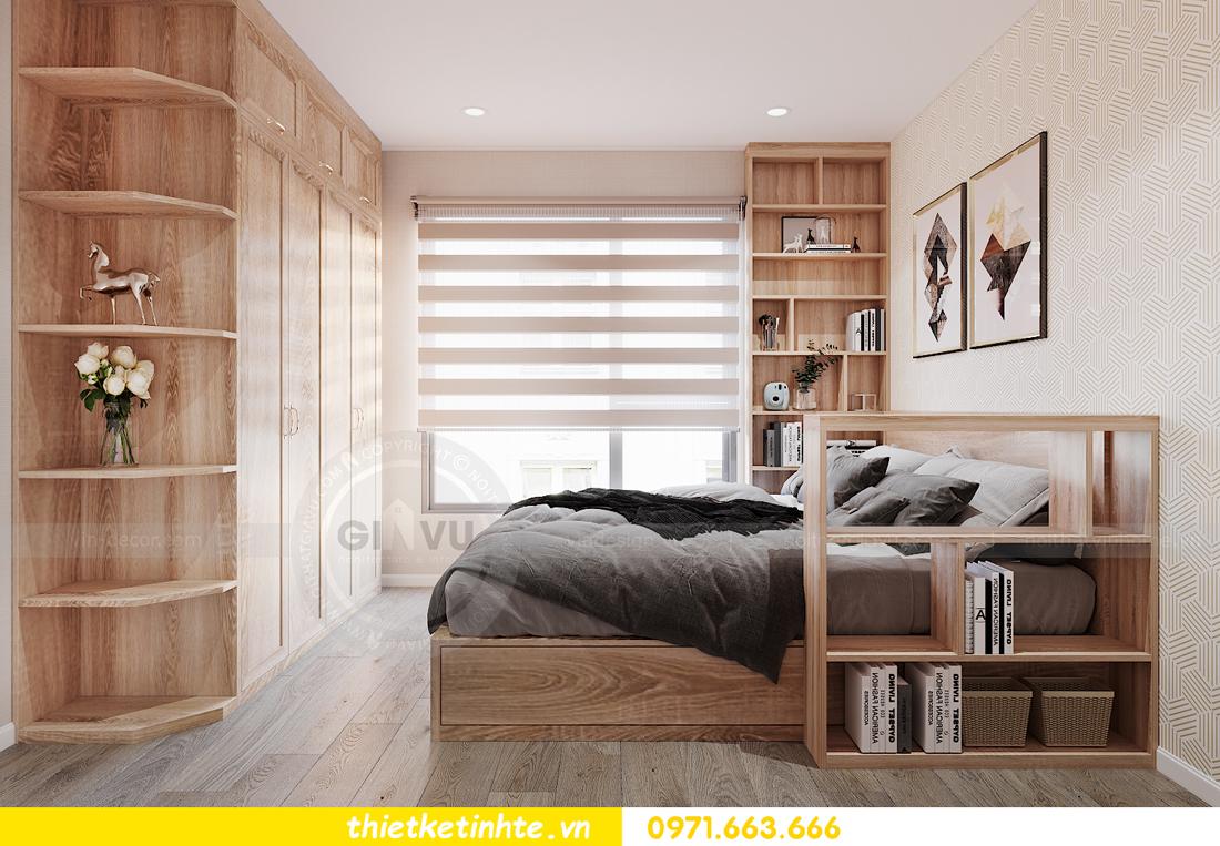 thiết kế nội thất chung cư đập thông xứng tầm đẳng cấp 18