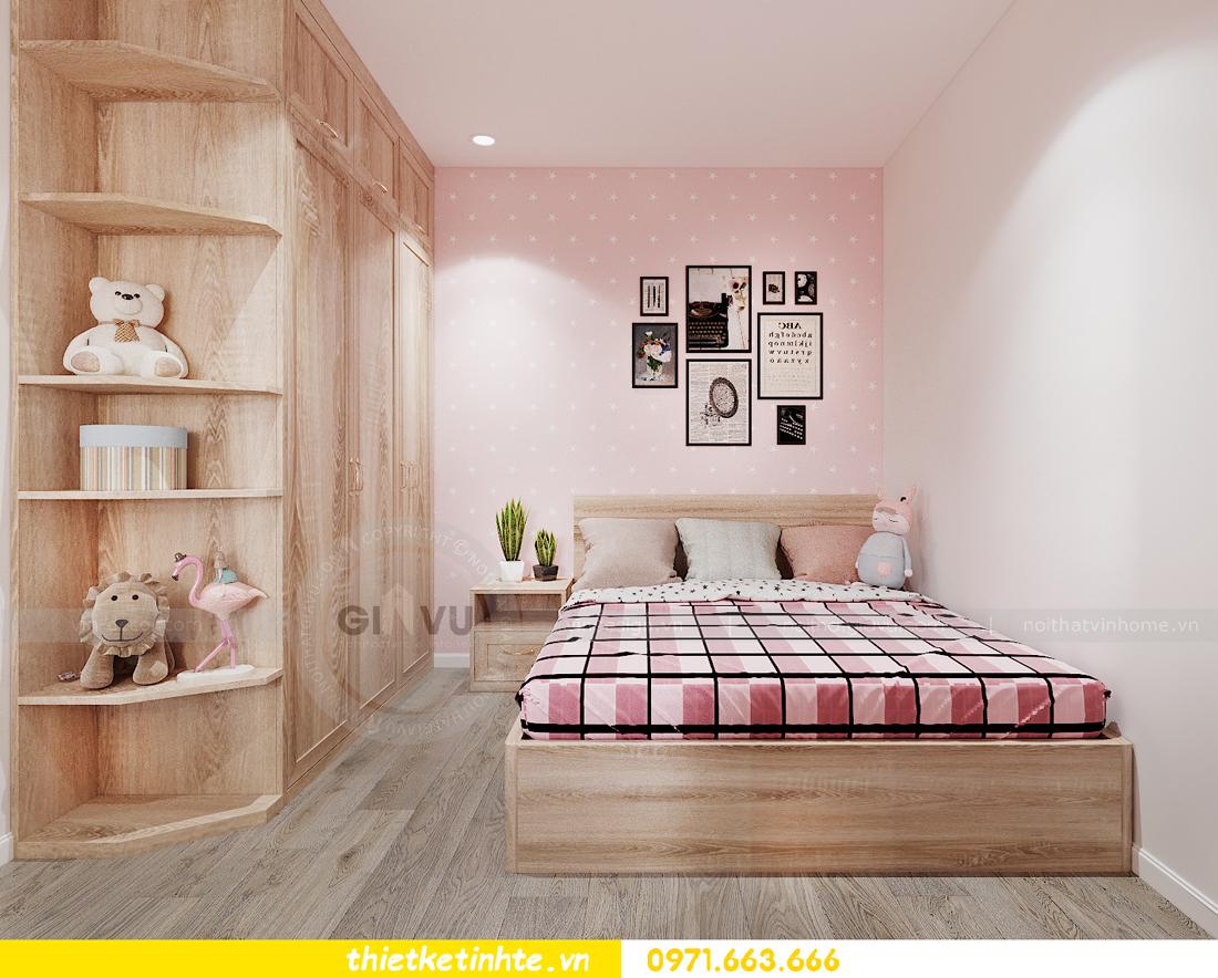 thiết kế nội thất chung cư đập thông xứng tầm đẳng cấp 20
