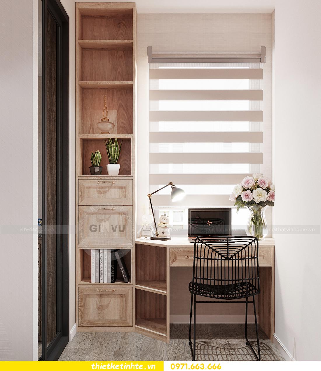 thiết kế nội thất chung cư đập thông xứng tầm đẳng cấp 21