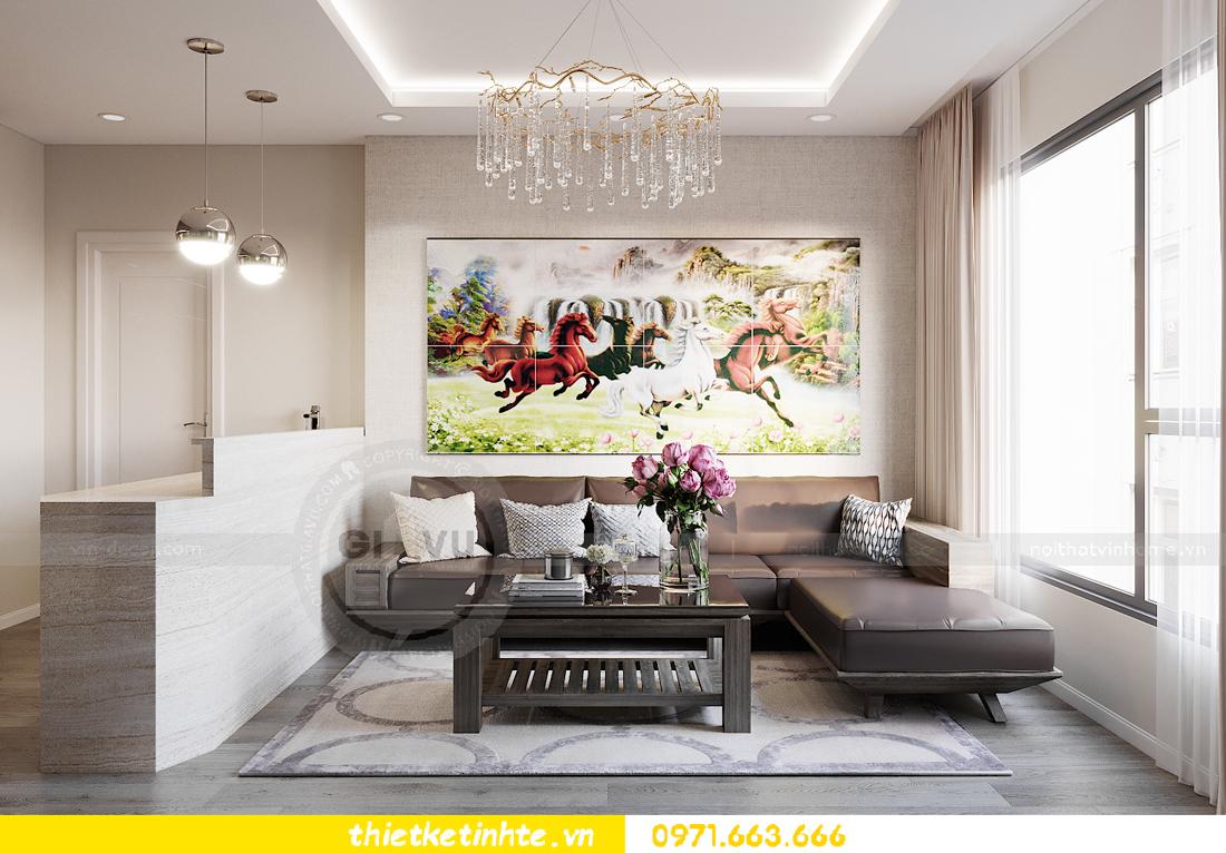 thiết kế nội thất chung cư đập thông xứng tầm đẳng cấp 6
