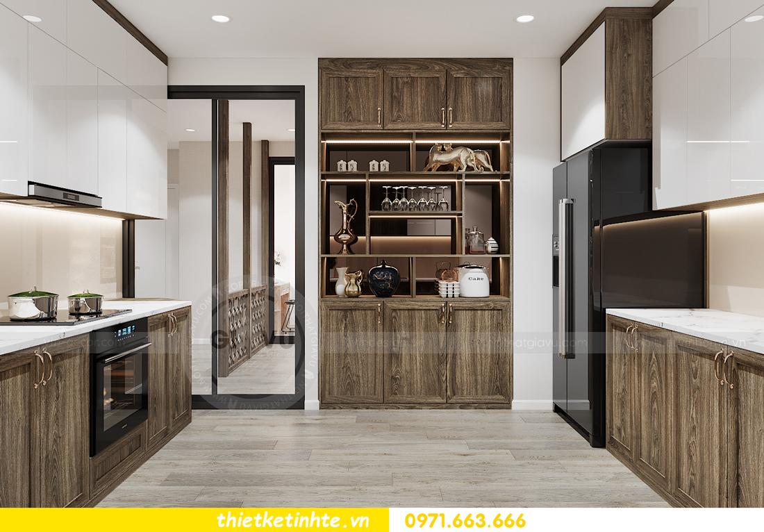 thiết kế nội thất chung cư đập thông xứng tầm đẳng cấp 7