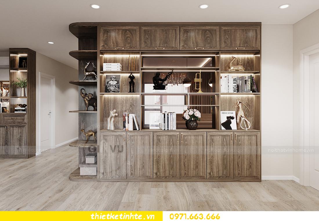 thiết kế nội thất chung cư đập thông xứng tầm đẳng cấp 9