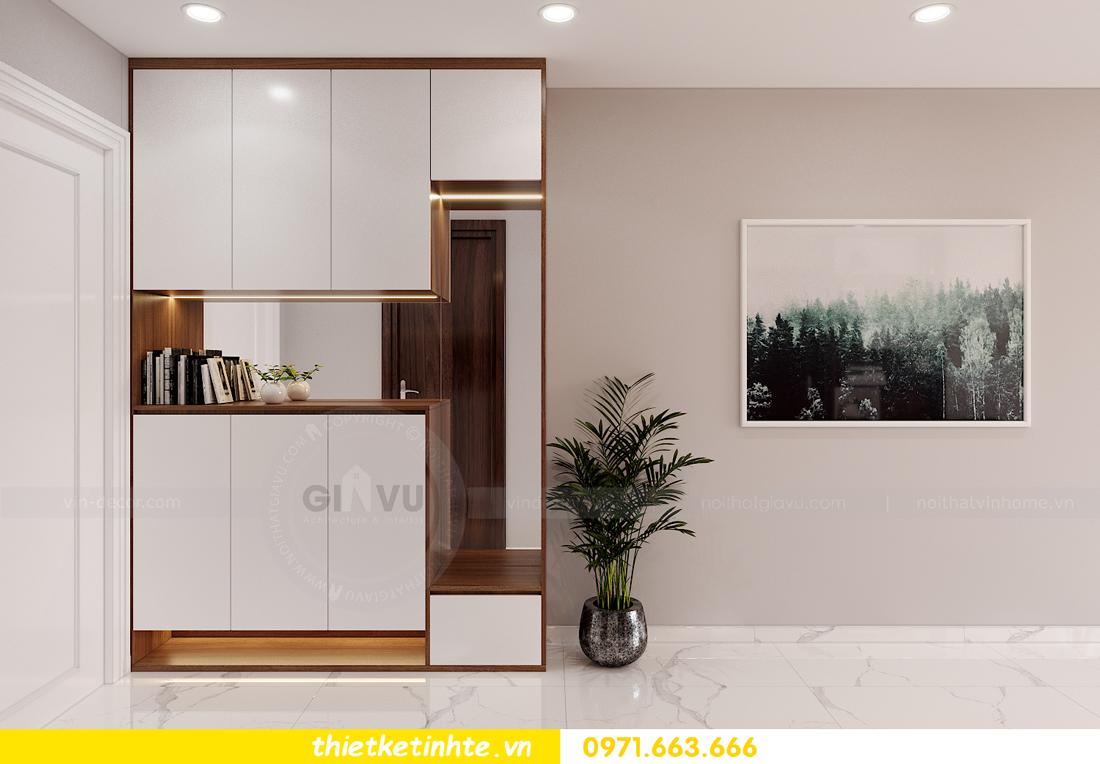 thiết kế nội thất tòa S301 chung cư Vinhomes Smart City 1