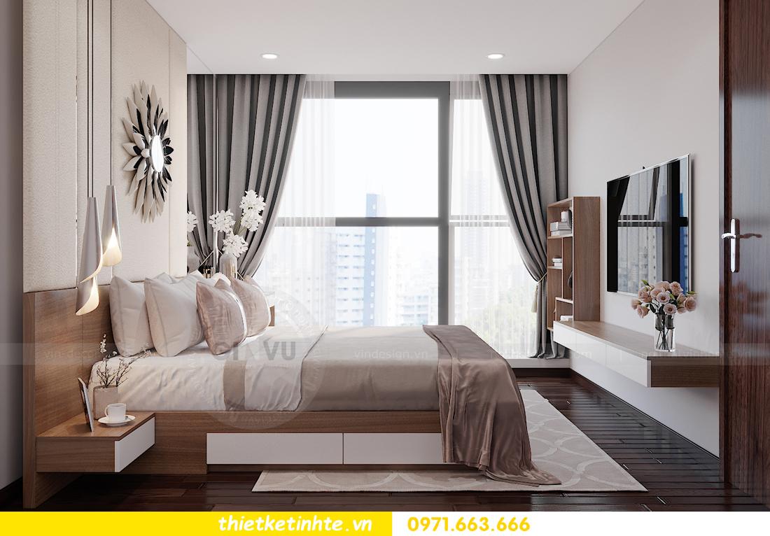 thiết kế nội thất tòa S301 chung cư Vinhomes Smart City 6