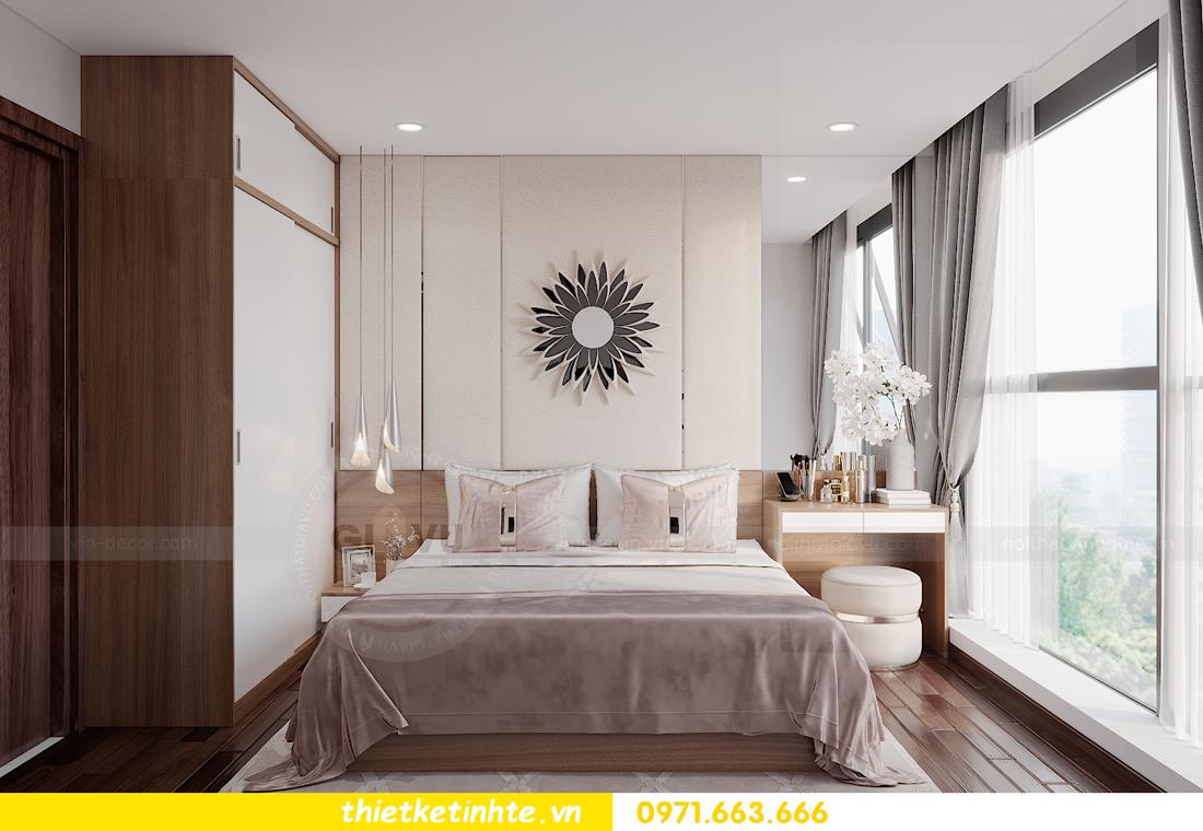 thiết kế nội thất tòa S301 chung cư Vinhomes Smart City 7