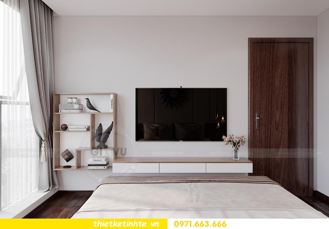 thiết kế nội thất tòa S301 chung cư Vinhomes Smart City 8