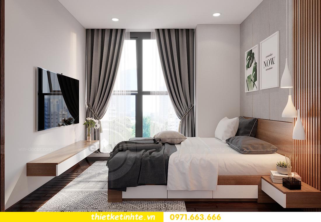 thiết kế nội thất tòa S301 chung cư Vinhomes Smart City 9