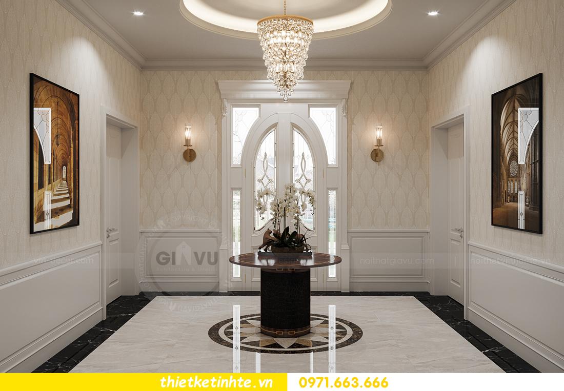 mẫu thiết kế nội thất biệt thự OCean Park San Hô 0203 1