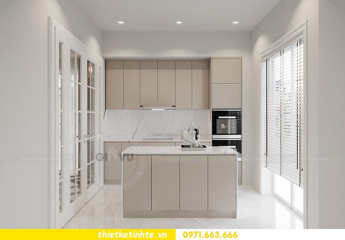mẫu thiết kế nội thất biệt thự OCean Park San Hô 0203 10