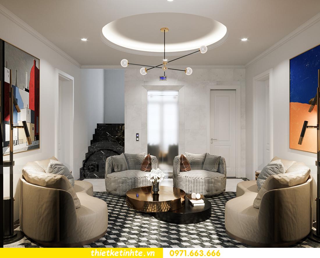 mẫu thiết kế nội thất biệt thự OCean Park San Hô 0203 13