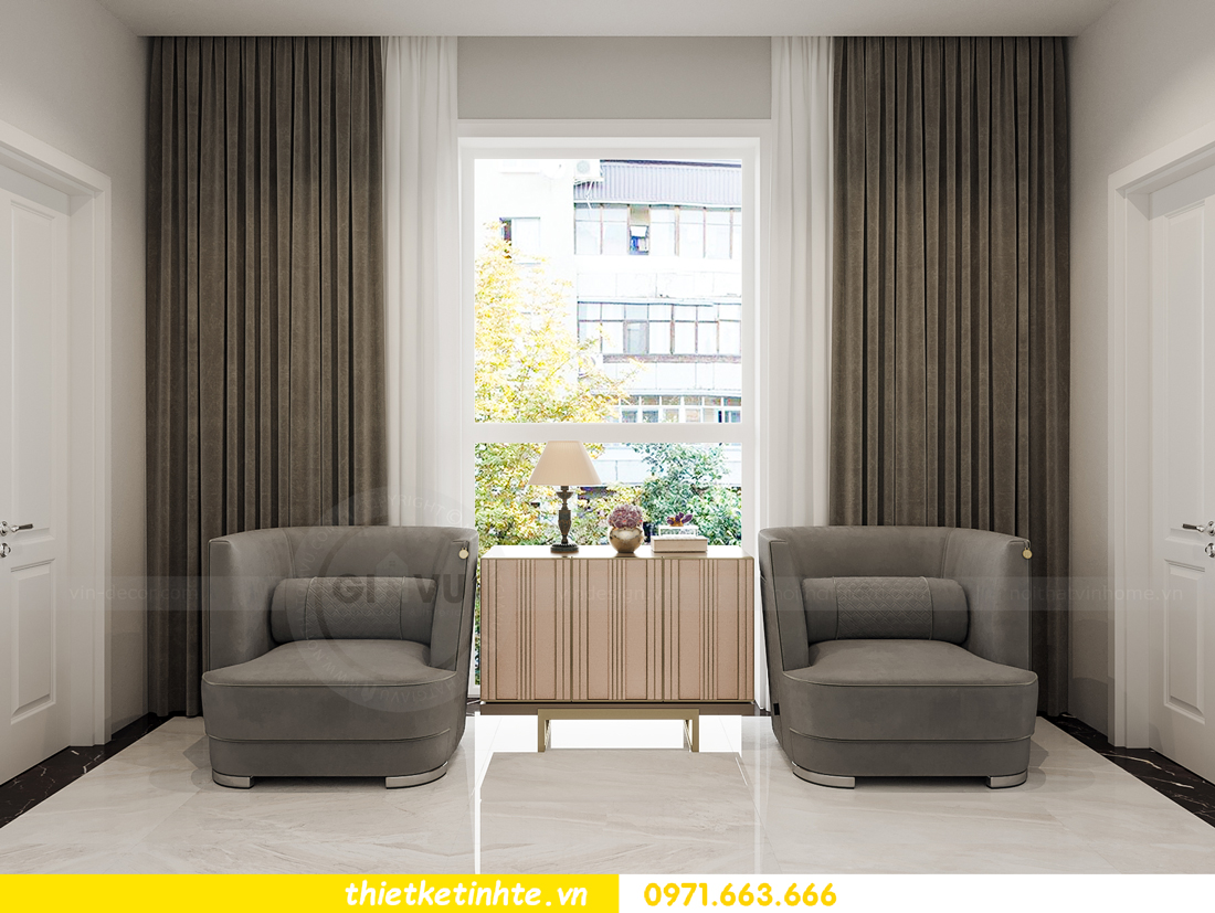 mẫu thiết kế nội thất biệt thự OCean Park San Hô 0203 17