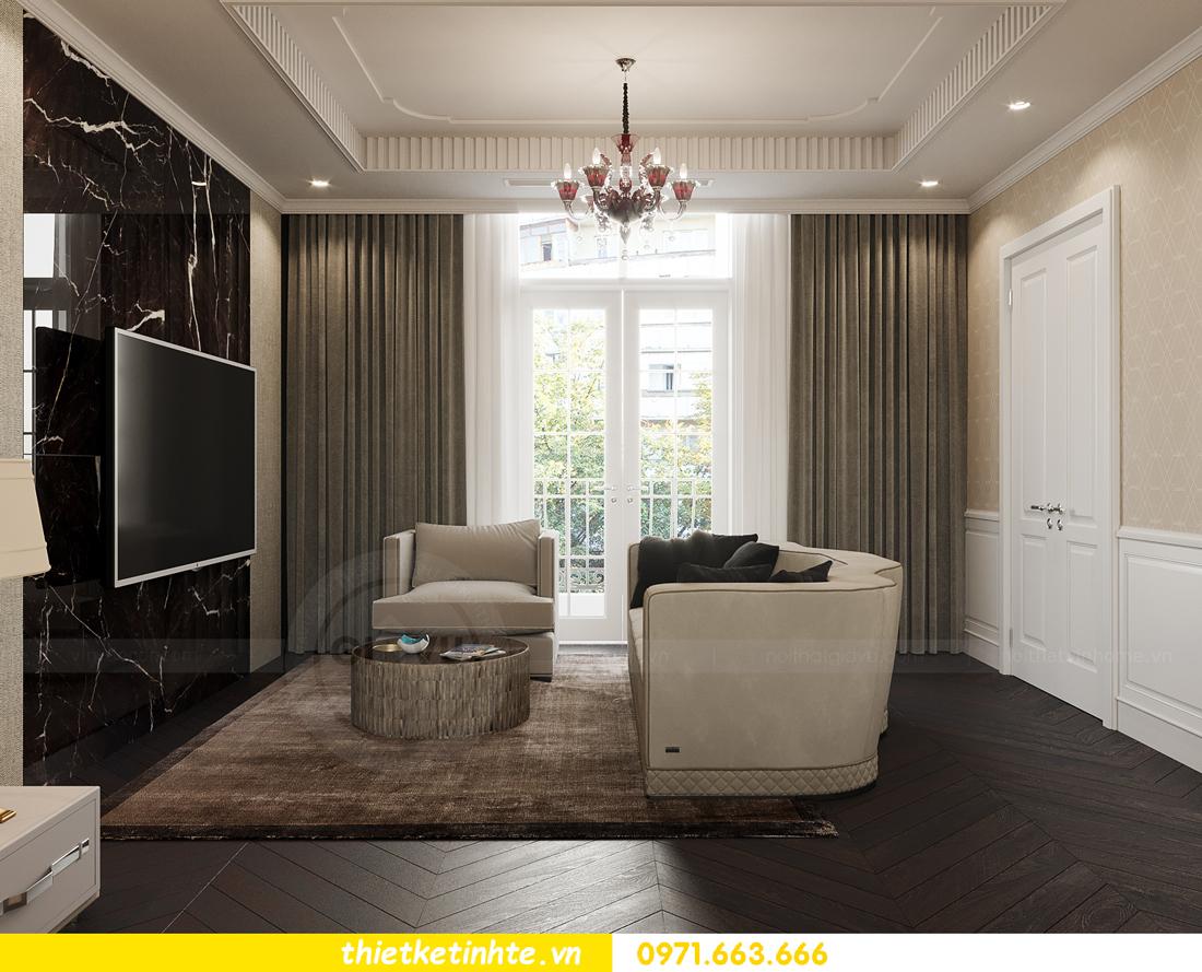 mẫu thiết kế nội thất biệt thự OCean Park San Hô 0203 20
