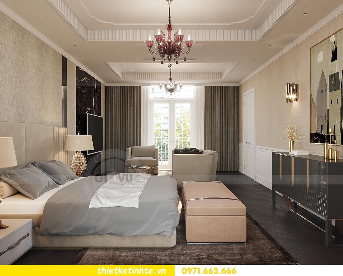 mẫu thiết kế nội thất biệt thự OCean Park San Hô 0203 21