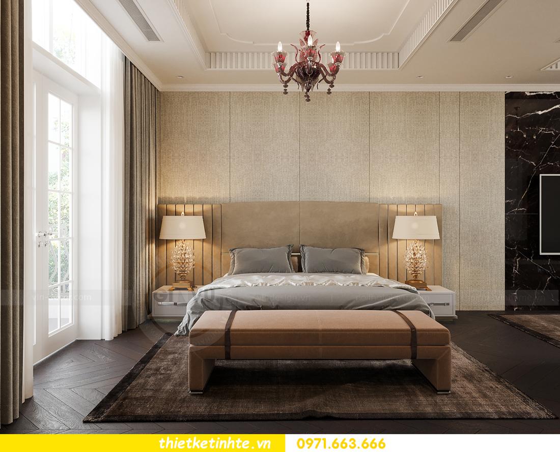 mẫu thiết kế nội thất biệt thự OCean Park San Hô 0203 22
