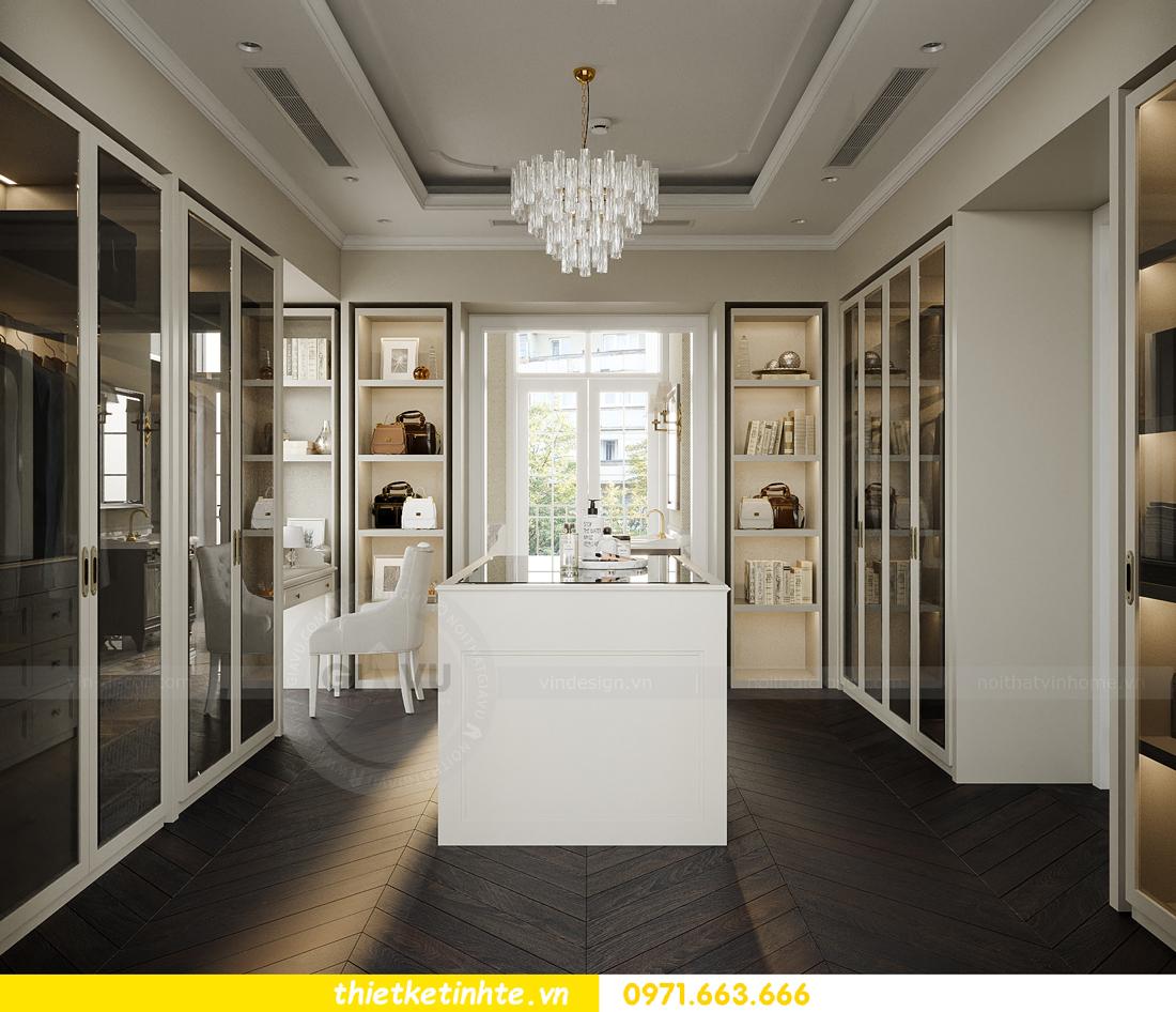 mẫu thiết kế nội thất biệt thự OCean Park San Hô 0203 23