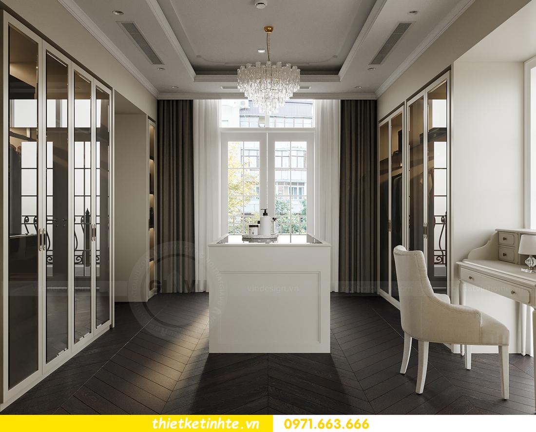 mẫu thiết kế nội thất biệt thự OCean Park San Hô 0203 24