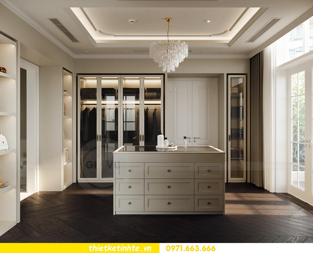 mẫu thiết kế nội thất biệt thự OCean Park San Hô 0203 25