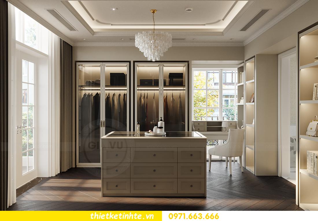 mẫu thiết kế nội thất biệt thự OCean Park San Hô 0203 26