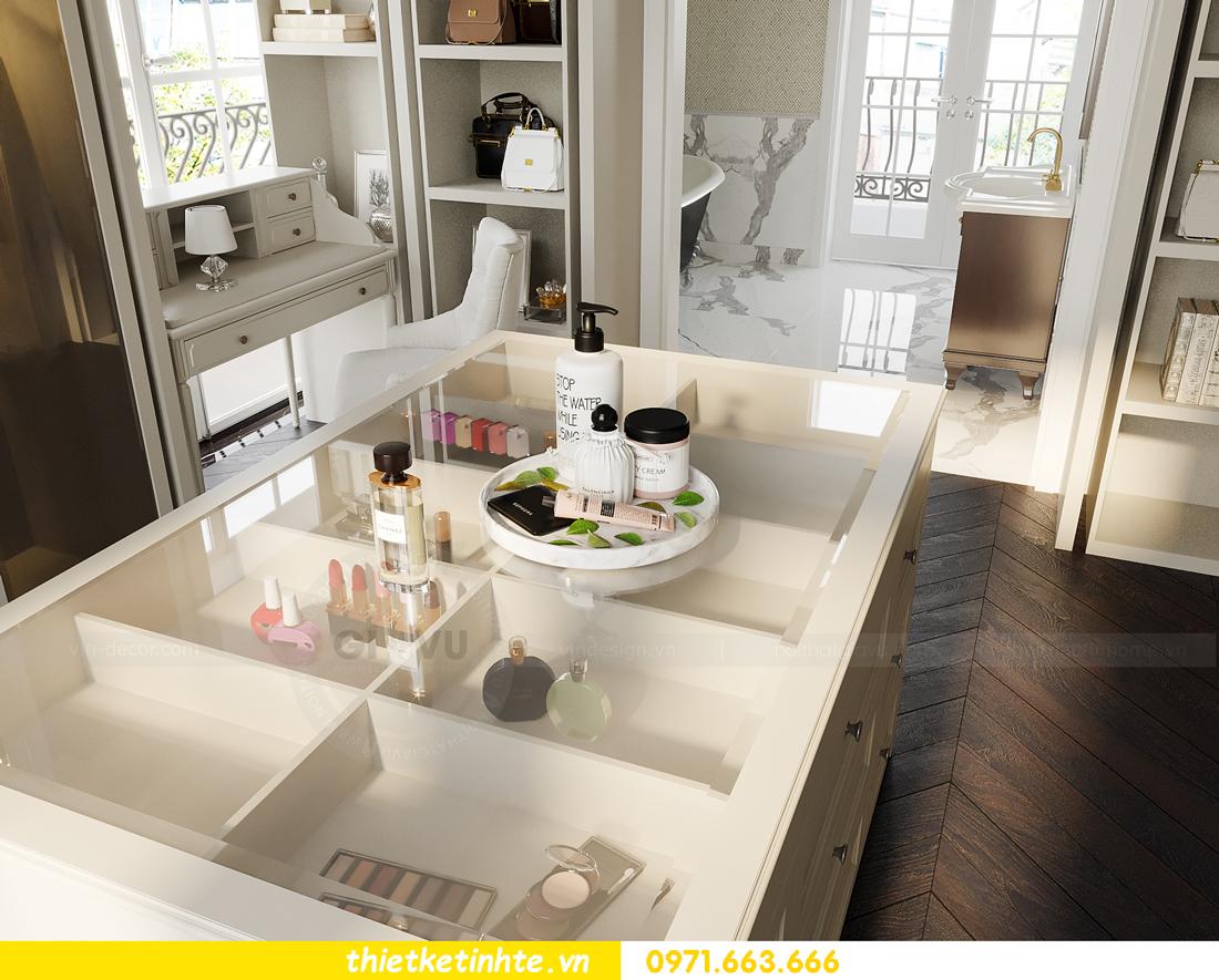 mẫu thiết kế nội thất biệt thự OCean Park San Hô 0203 27