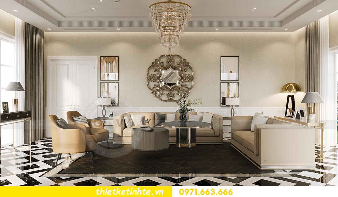mẫu thiết kế nội thất biệt thự OCean Park San Hô 0203 4