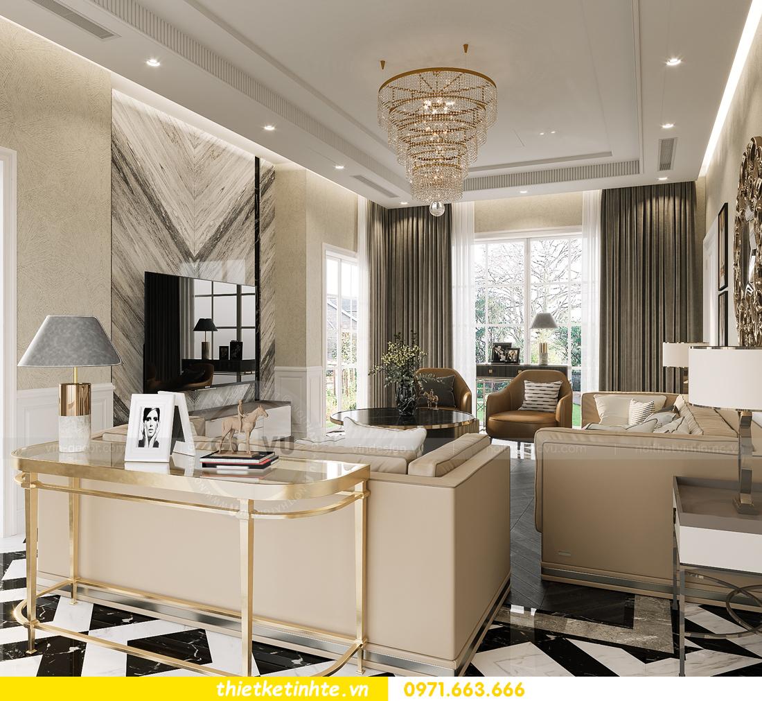 mẫu thiết kế nội thất biệt thự OCean Park San Hô 0203 5