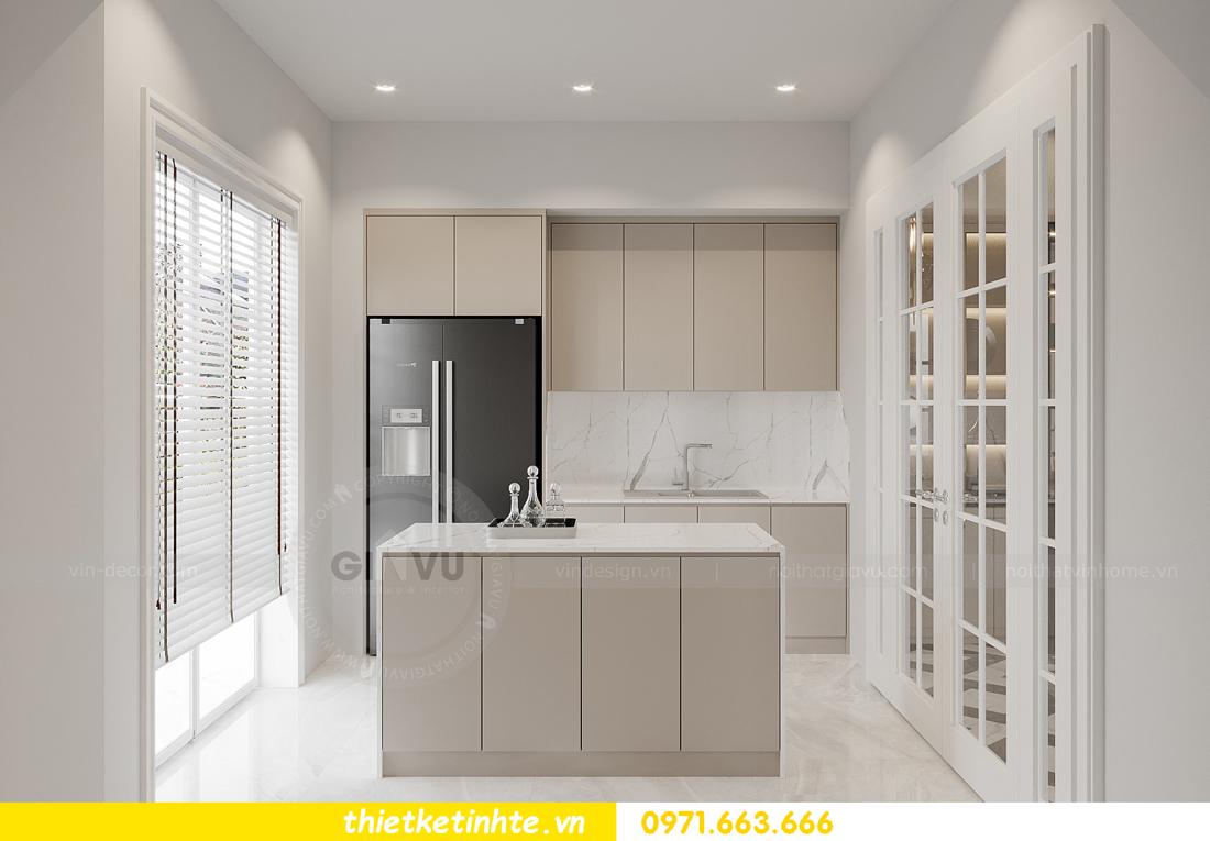 mẫu thiết kế nội thất biệt thự OCean Park San Hô 0203 9