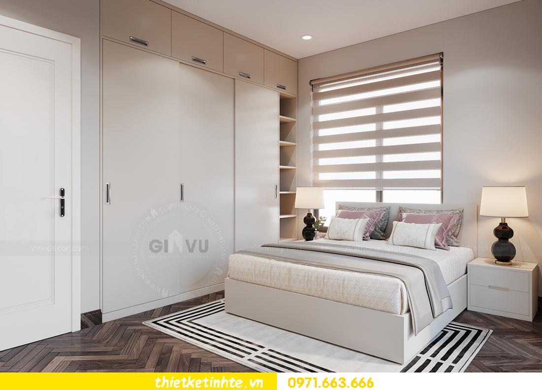thiết kế nội thất biệt thự San Hô Vinhomes OCean Park 12