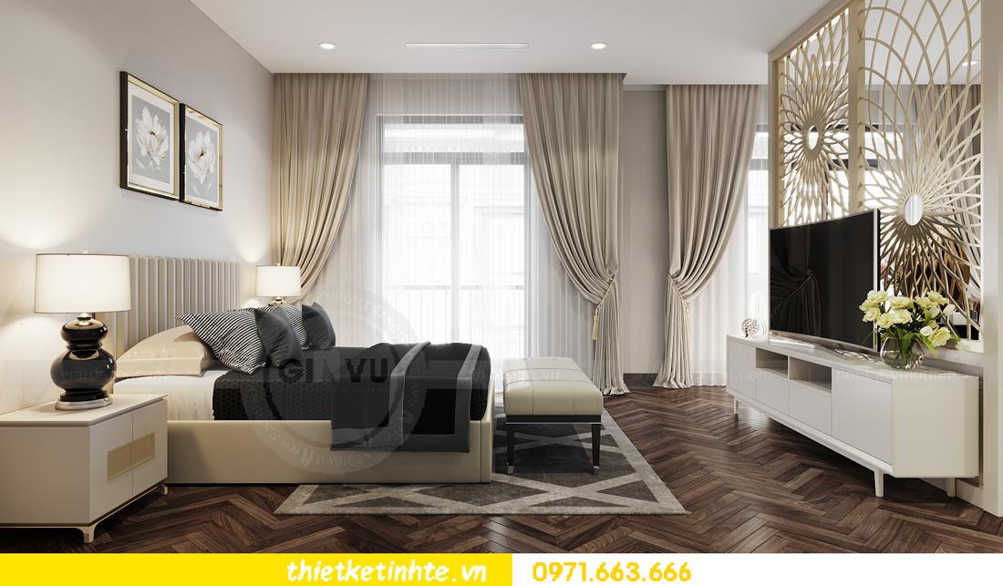 thiết kế nội thất biệt thự San Hô Vinhomes OCean Park 6