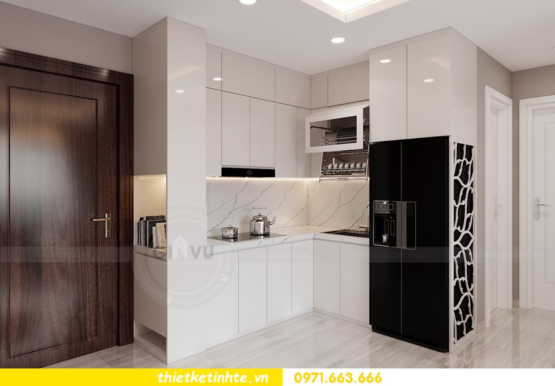 thiết kế nội thất tòa S302 chung cư Vinhomes Smart City 1