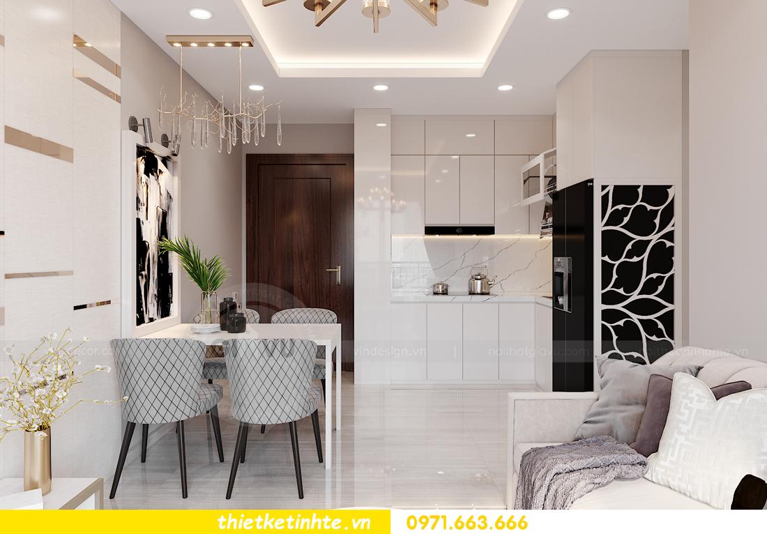 thiết kế nội thất tòa S302 chung cư Vinhomes Smart City 2