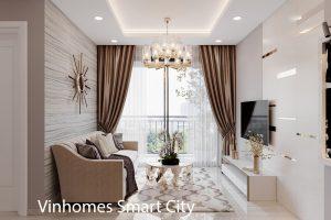 Thiết Kế Nội Thất Tòa S302 Chung Cư Vinhomes Smart City