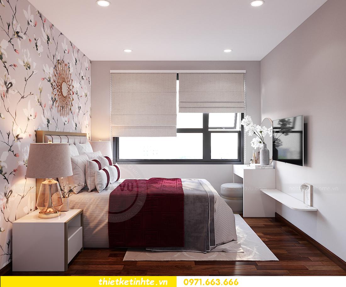 thiết kế nội thất tòa S302 chung cư Vinhomes Smart City 5