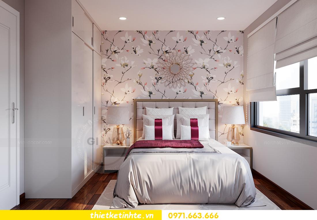thiết kế nội thất tòa S302 chung cư Vinhomes Smart City 6