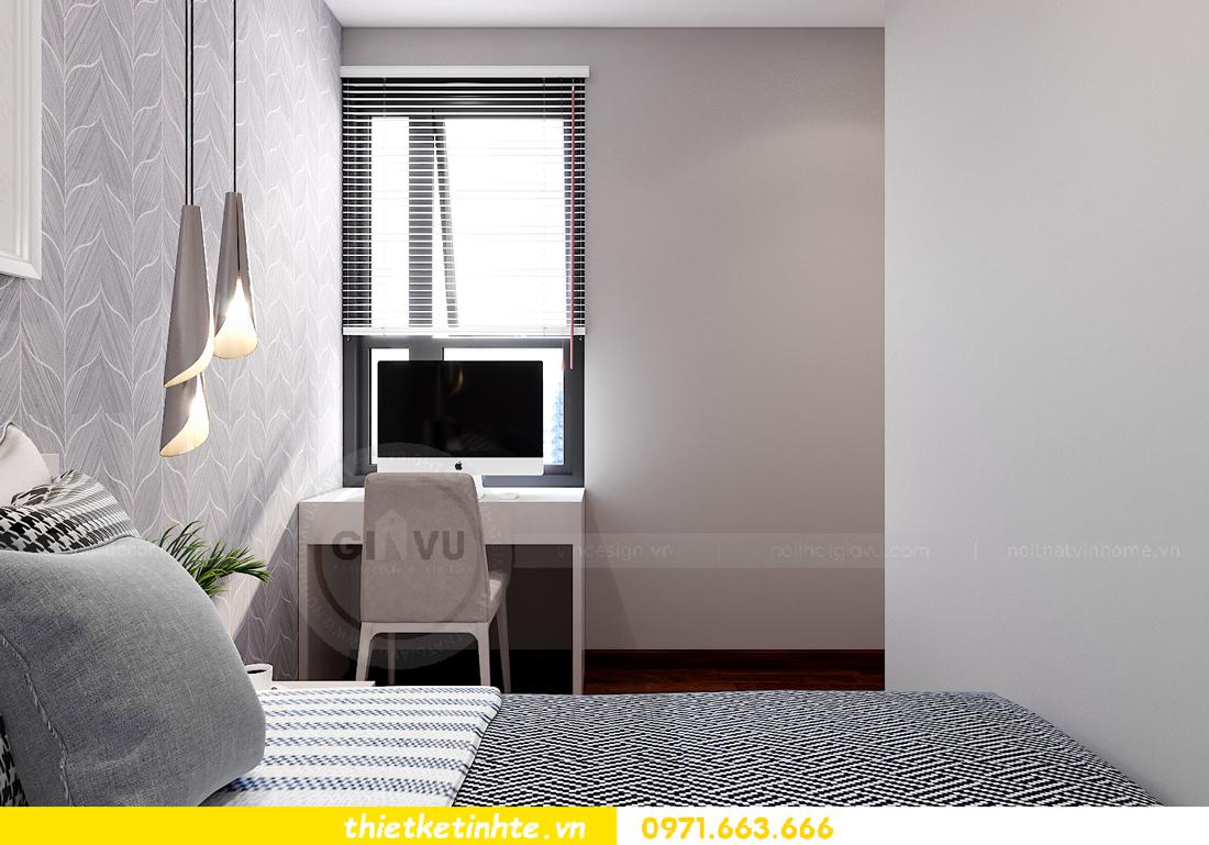 thiết kế nội thất tòa S302 chung cư Vinhomes Smart City 7