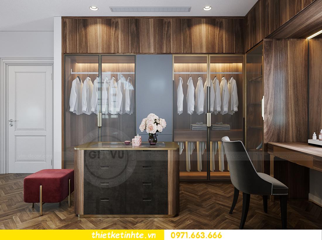 thiết kế thi công nội thất biệt thự Ngọc Trai Vinhomes Ocean Park 11