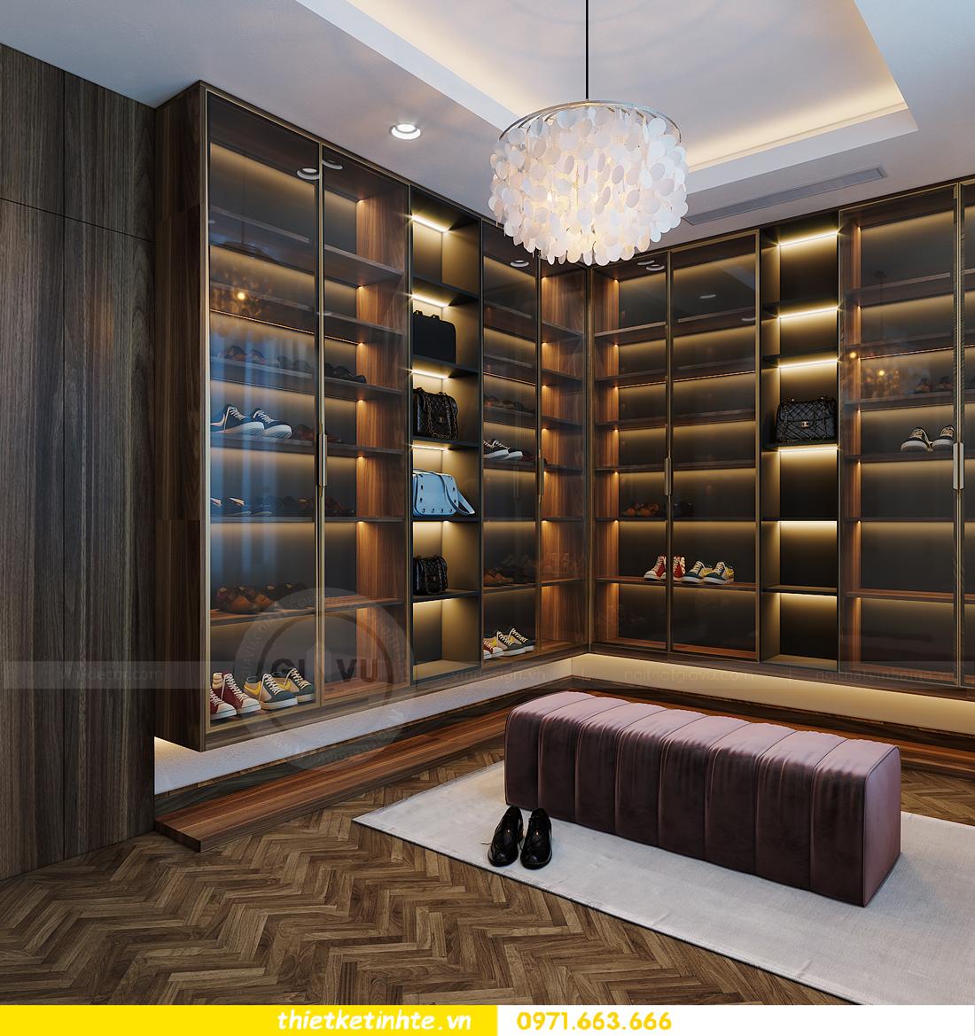 thiết kế thi công nội thất biệt thự Ngọc Trai Vinhomes Ocean Park 2