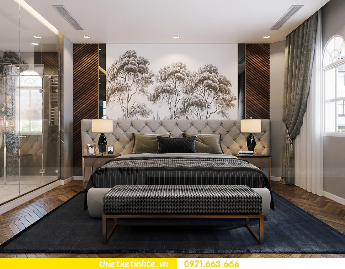 thiết kế thi công nội thất biệt thự Ngọc Trai Vinhomes Ocean Park 21