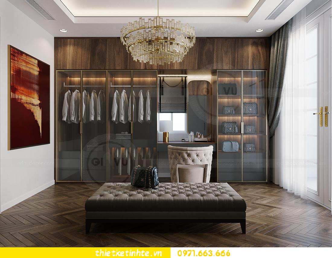 thiết kế thi công nội thất biệt thự Ngọc Trai Vinhomes Ocean Park 26