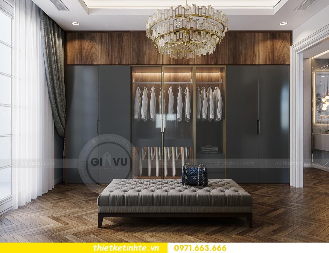 thiết kế thi công nội thất biệt thự Ngọc Trai Vinhomes Ocean Park 27