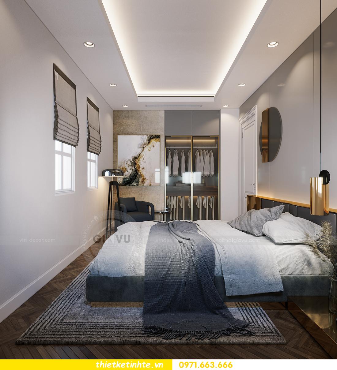 thiết kế thi công nội thất biệt thự Ngọc Trai Vinhomes Ocean Park 31