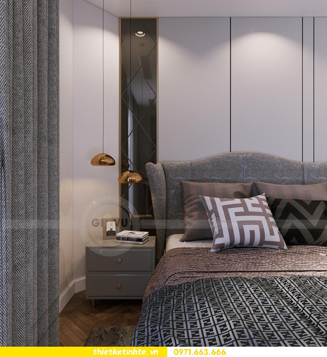 thiết kế thi công nội thất biệt thự Ngọc Trai Vinhomes Ocean Park 33