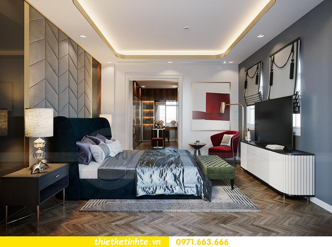 thiết kế thi công nội thất biệt thự Ngọc Trai Vinhomes Ocean Park 8