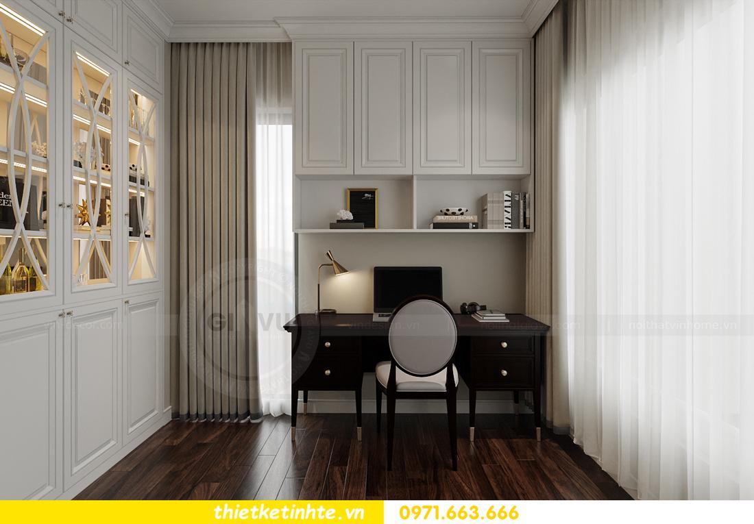 mẫu thiết kế nội thất nhà phố đẹp, hiện đại nhà chị Hương 13
