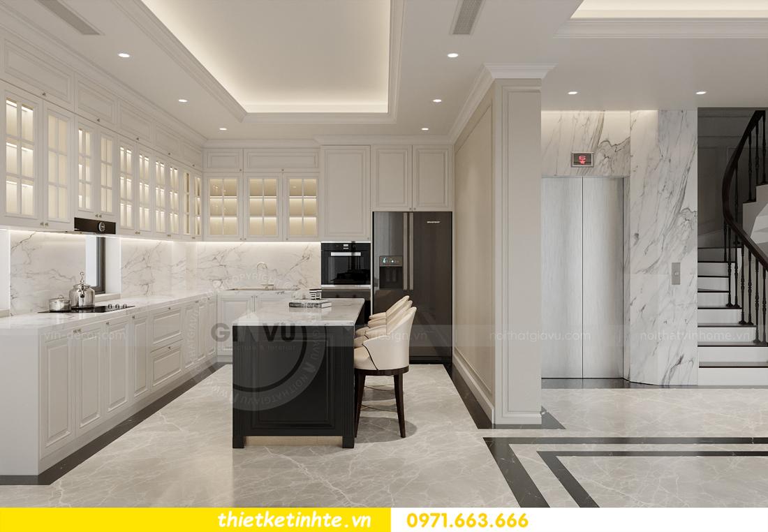 mẫu thiết kế nội thất nhà phố đẹp, hiện đại nhà chị Hương 16