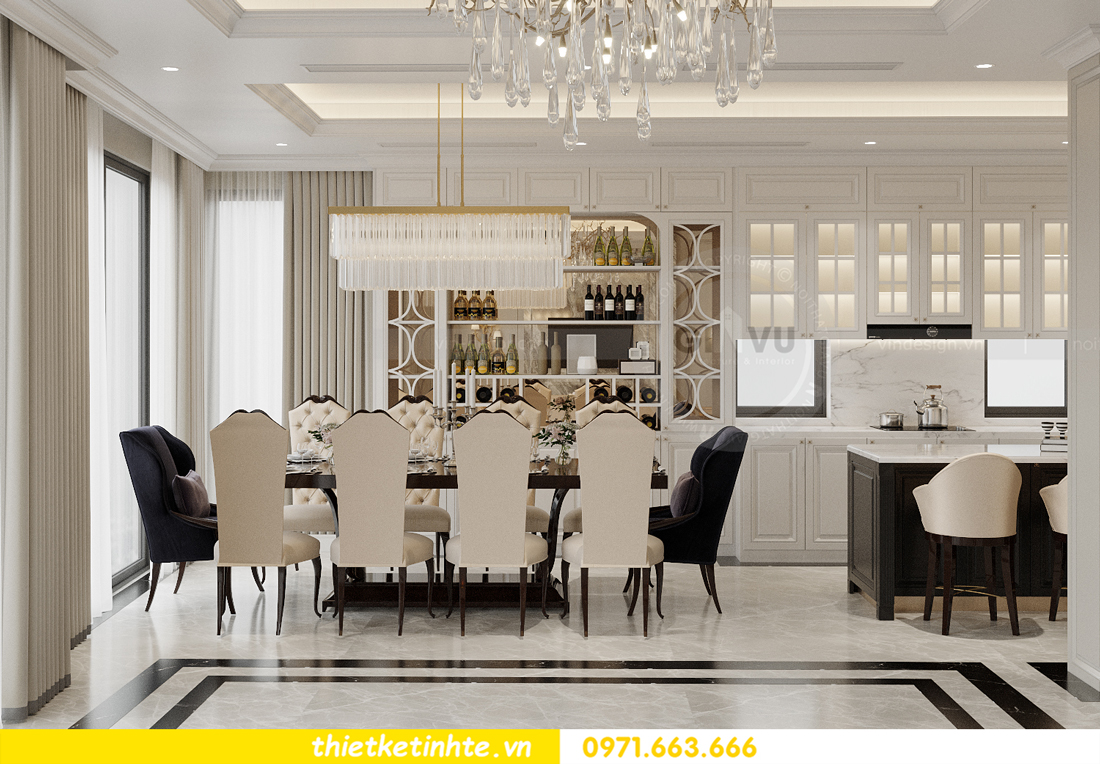 mẫu thiết kế nội thất nhà phố đẹp, hiện đại nhà chị Hương 18