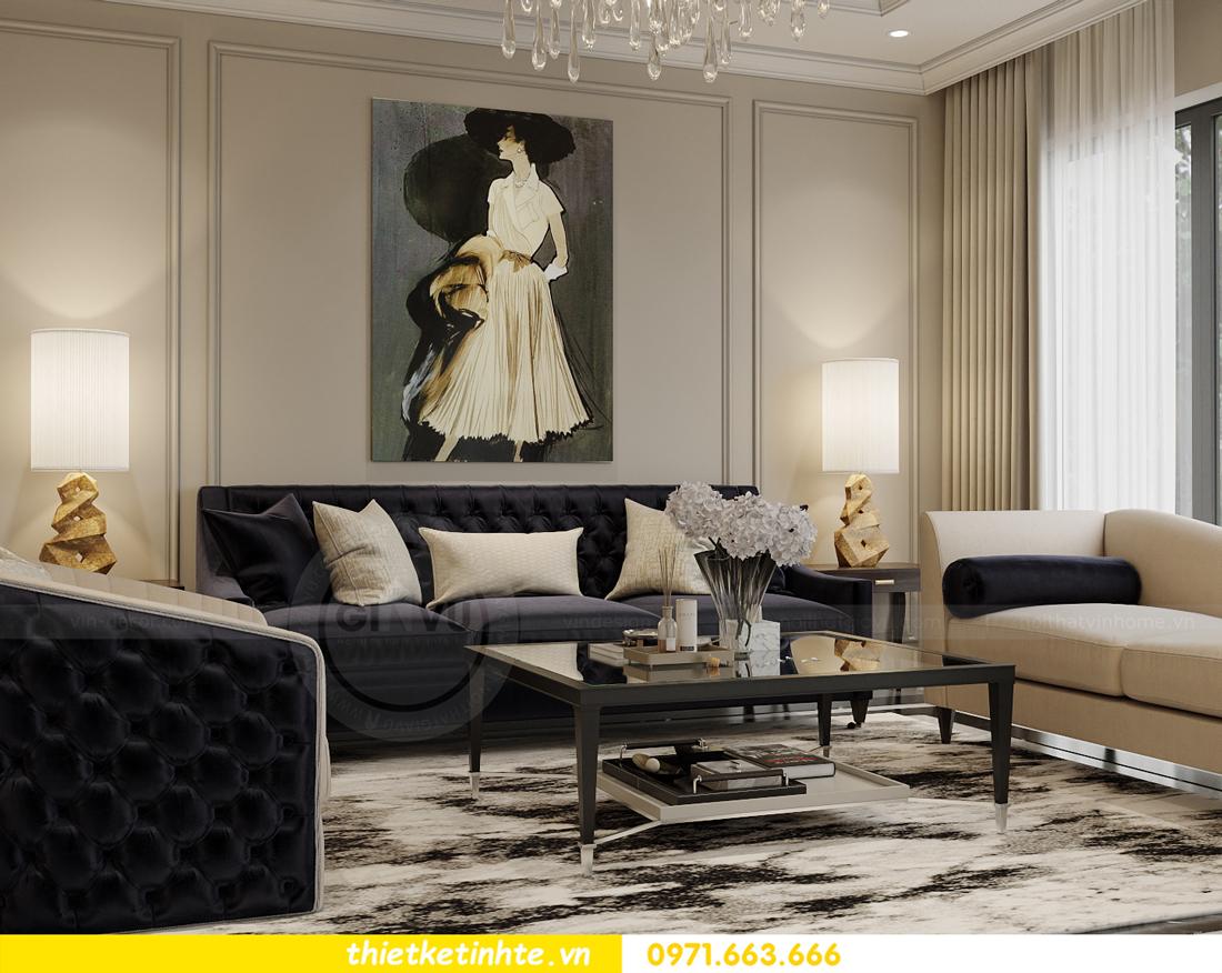 mẫu thiết kế nội thất nhà phố đẹp, hiện đại nhà chị Hương 3