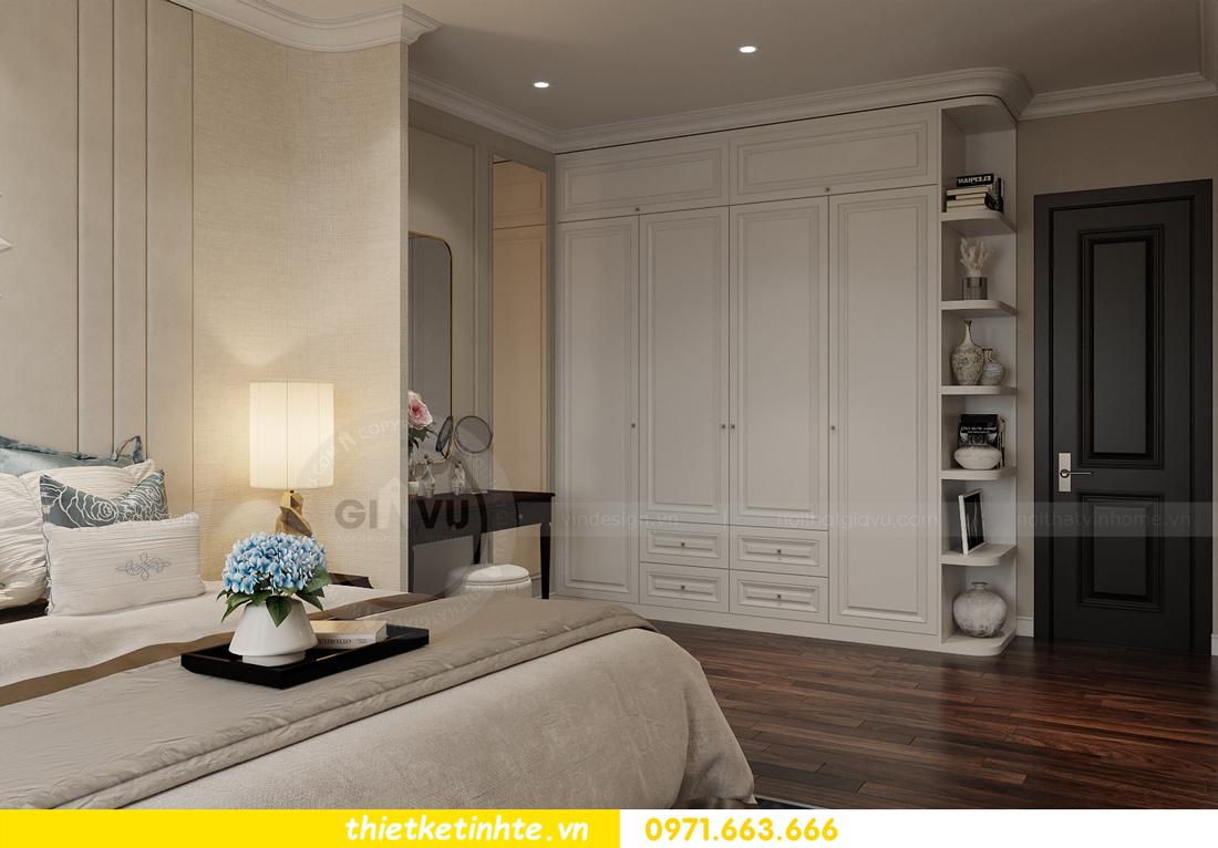 mẫu thiết kế nội thất nhà phố đẹp, hiện đại nhà chị Hương 9