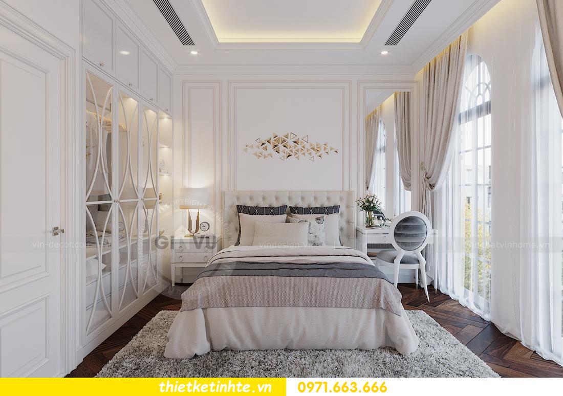 Thiết kế nội thất biệt thự Sao Biển 02-29 Ocean Park căn 90m2 19