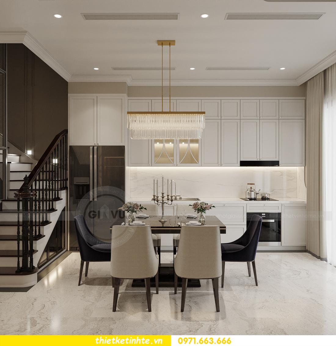 Thiết kế nội thất biệt thự Sao Biển 02-29 Ocean Park căn 90m2 2